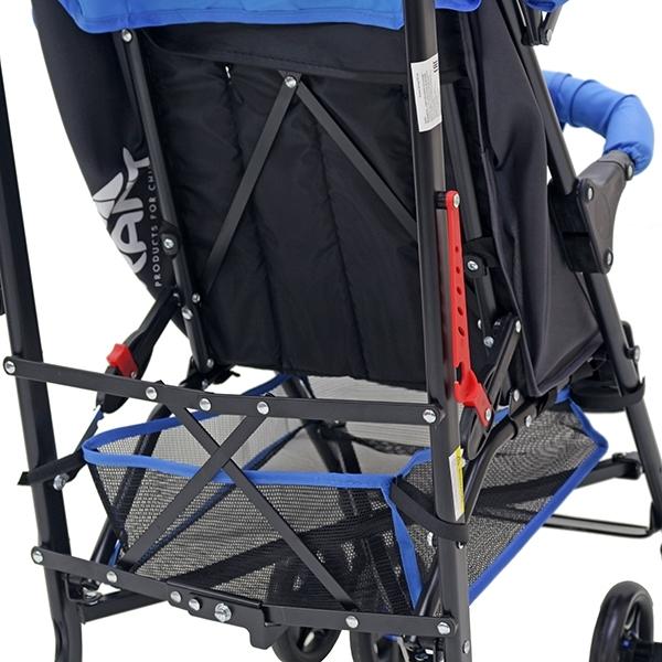 Детская коляска-трость Rant Rio (желтый)