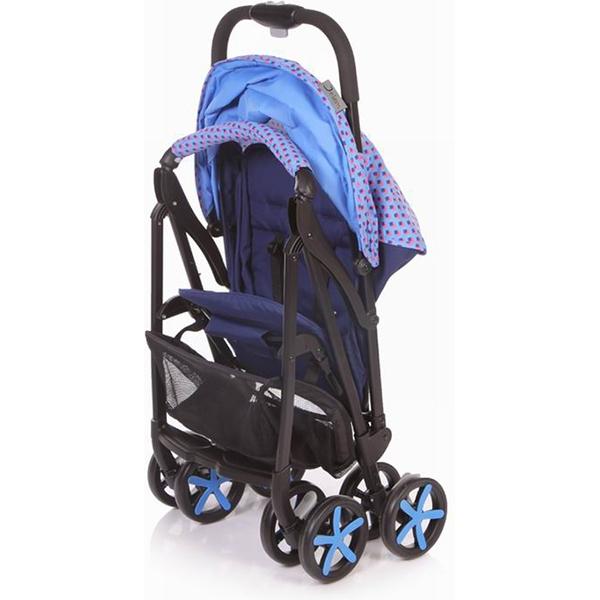 Прогулочная коляска Jetem Carbon (синий)