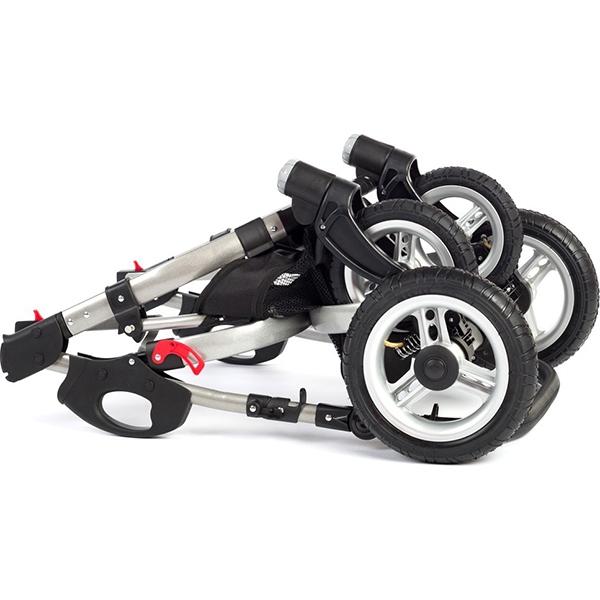 Детская коляска Reindeer City Wiklina Eco-line 2 в 1 (Бежевый)