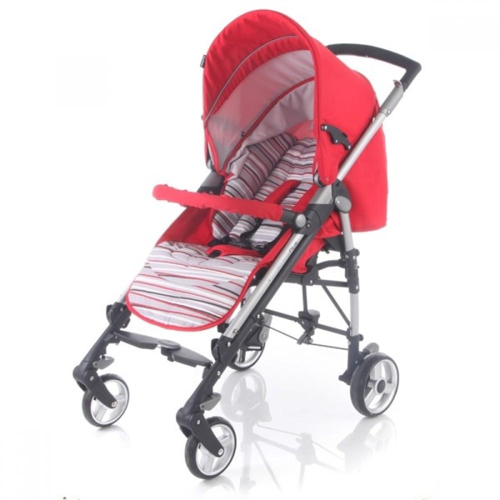 Детская коляска Baby Care GT4 plus (красный)