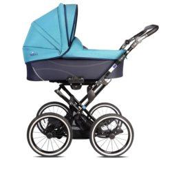 Детская коляска Noordline Beatrice Classic 2 в 1 (голубой)