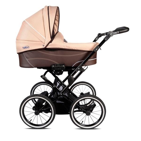 Детская коляска Noordline Beatrice Classic 2 в 1 (бежевый)
