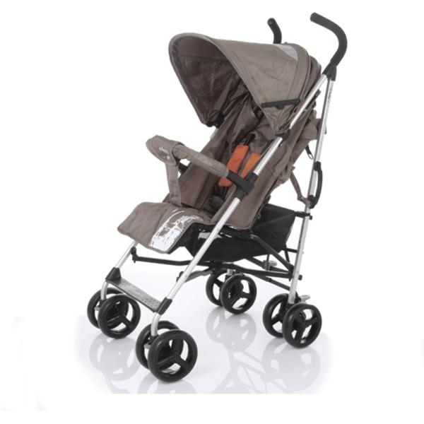 Детская коляска-трость Jetem Paris (коричневый)
