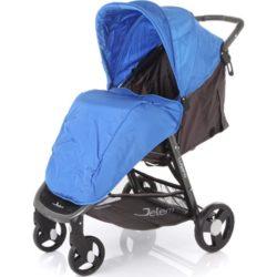 Прогулочная коляска Jetem Lugano (синий)