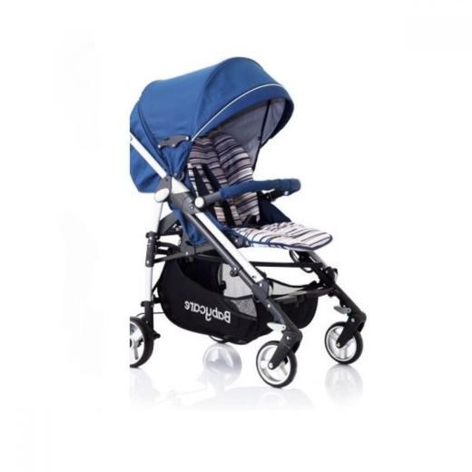 Детская коляска Baby Care GT4 plus (синий)