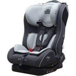 Детское автокресло Rant Fine Line Fiesta (Чёрный/серый)