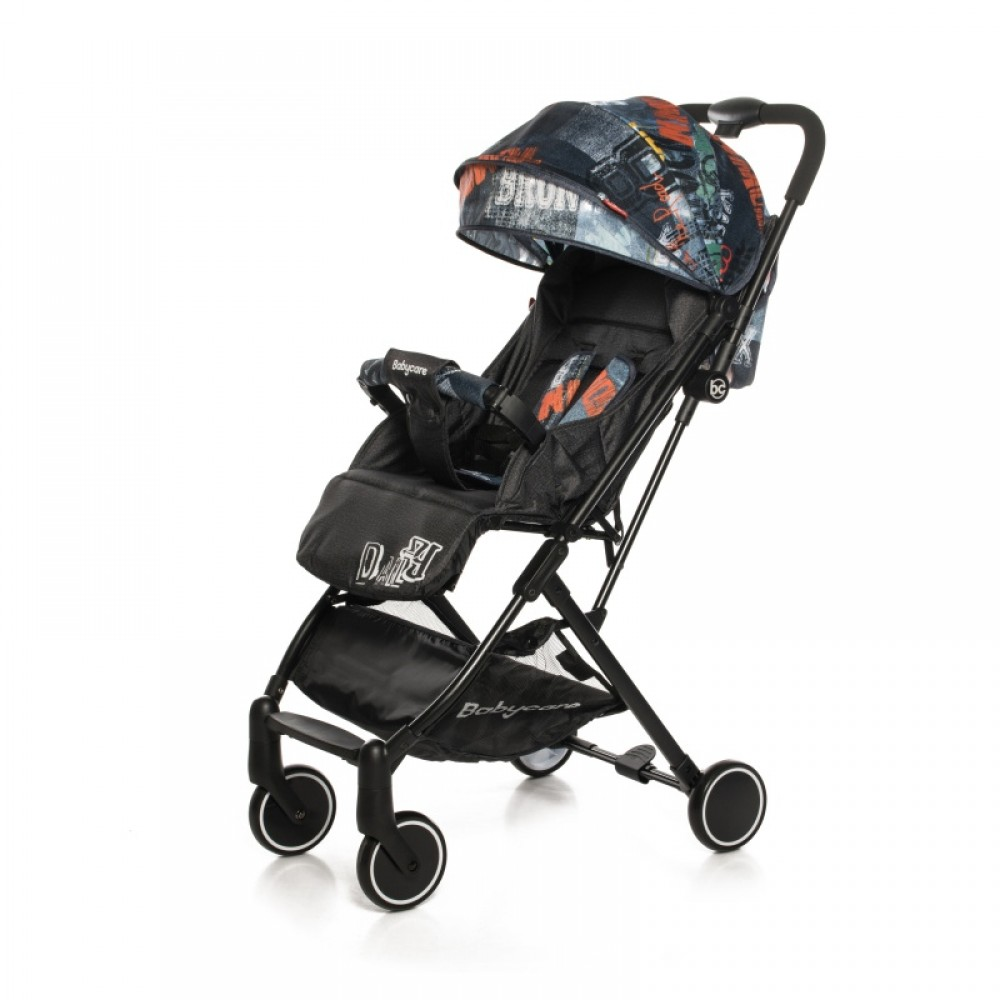 Прогулочная коляска Baby Care Daily (черный)