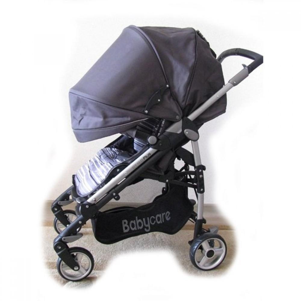 Детская коляска Baby Care GT4 plus (серый)
