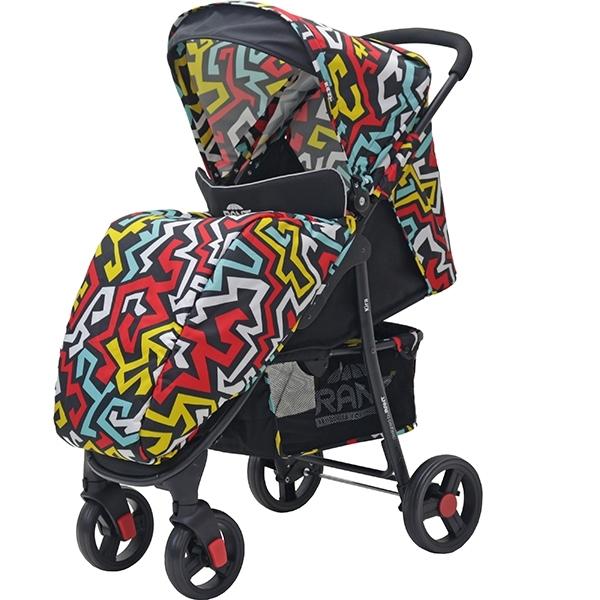 Прогулочная коляска Rant Kira, 2017 (разноцветный)
