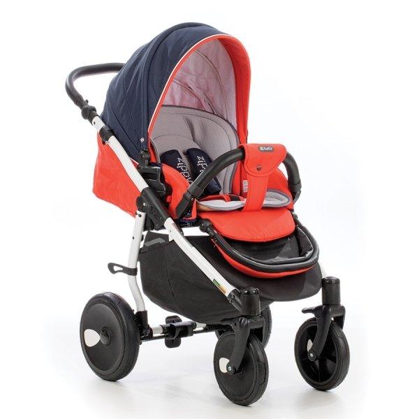 Детская коляска Tutis Orbit 3 в 1 (красный)