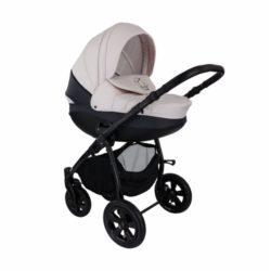Детская коляска Tutis Tapu-Tapu 2 в 1 (черно-белый)