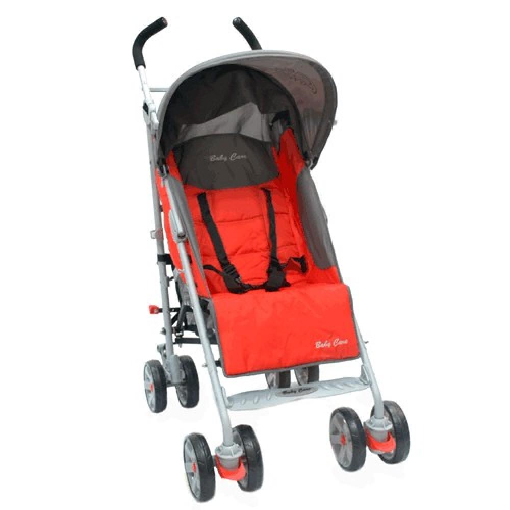 Коляска трость Baby Care Polo (красный)