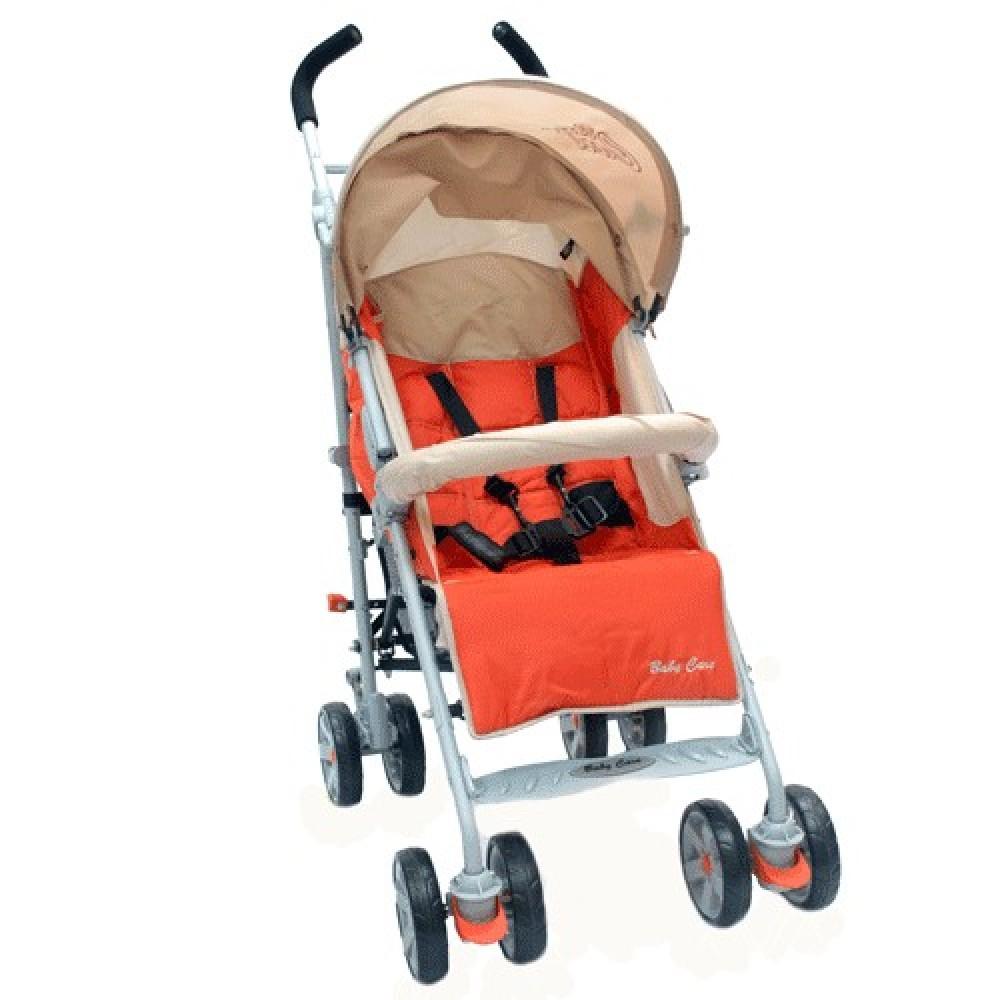 Коляска трость Baby Care Polo (оранж)