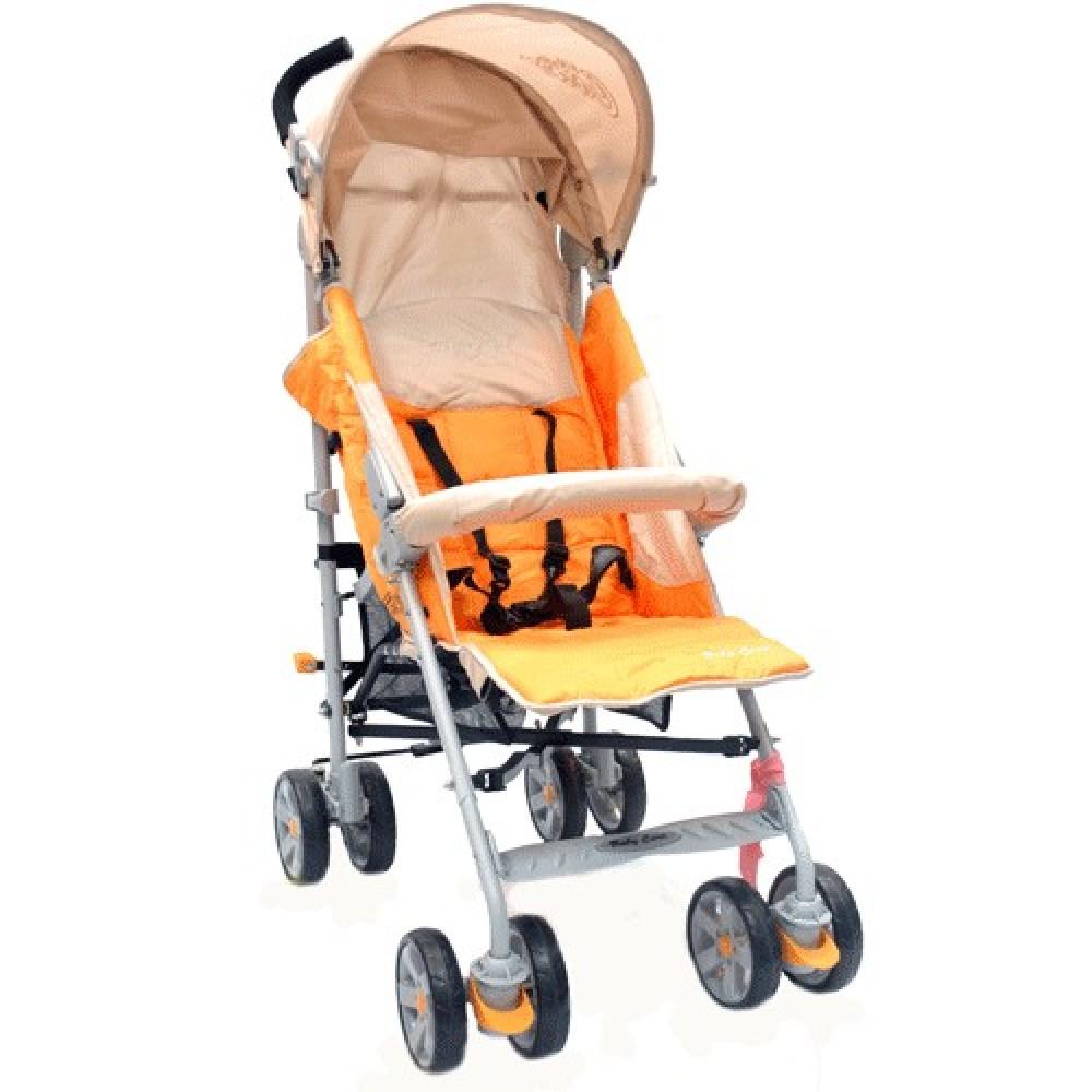Коляска трость Baby Care Polo (желтый)
