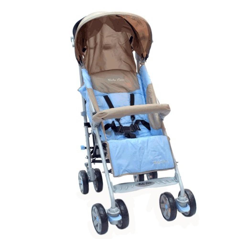 Коляска трость Baby Care Polo (голубой)