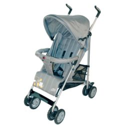 Коляска трость Baby Care City Style (серый)