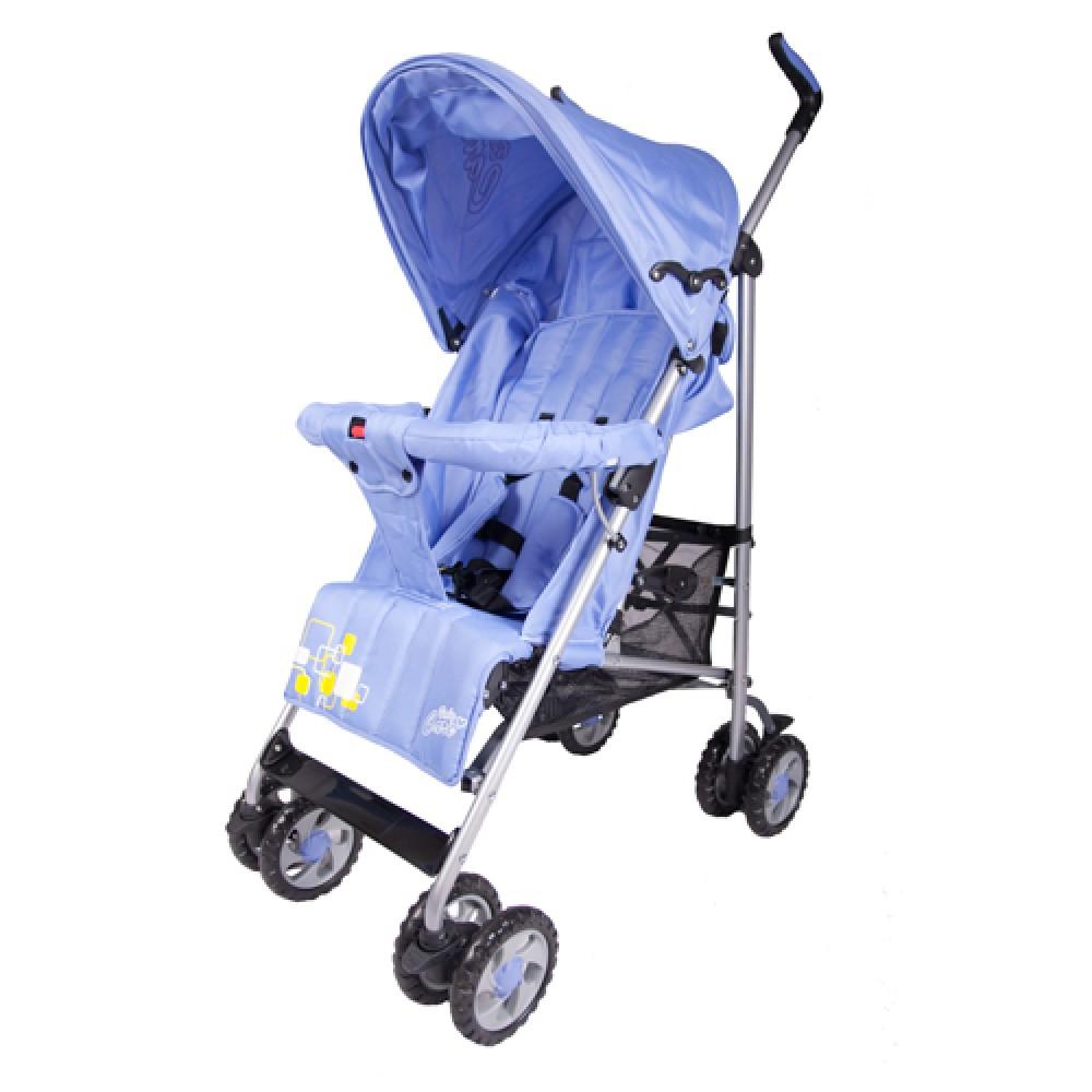 Коляска трость Baby Care City Style (синий)