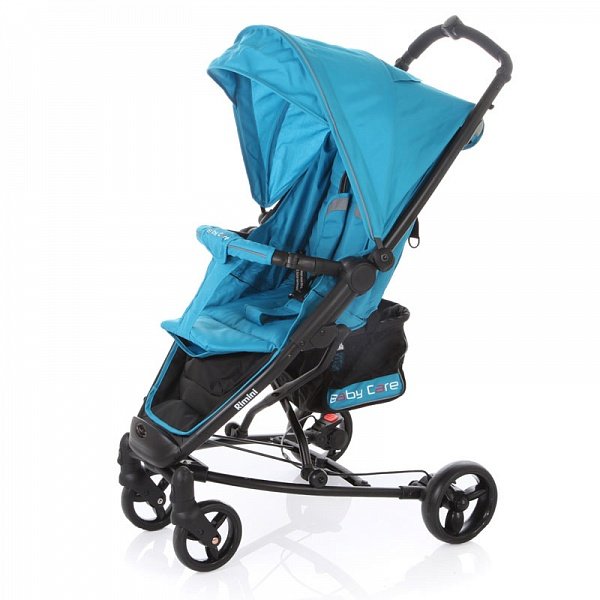 Прогулочная коляска Baby Care Rimini (голубой)
