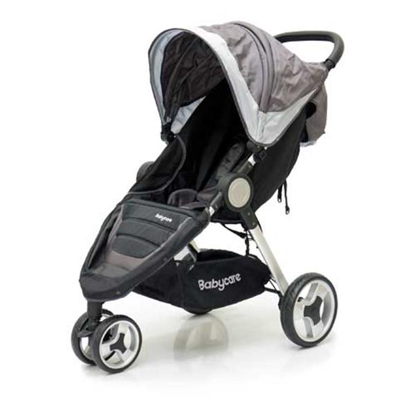 Прогулочная коляска Baby Care Variant 3 (серый)