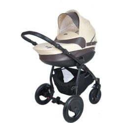 Детская коляска Tutis Galant 3 в 1 (бежевый)