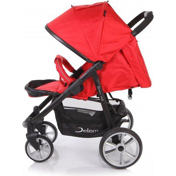 Прогулочная коляска Jetem Orion 4.0 (красный)