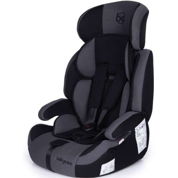 Автокресло Baby Care Legion (черный/серый)
