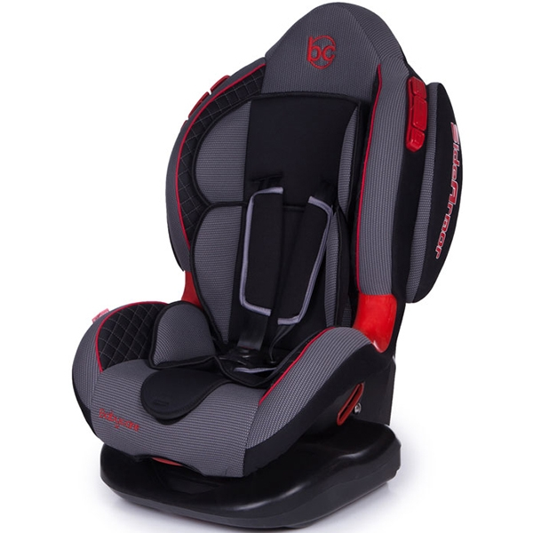 Автокресло Baby Care Polaris Isofix (синий/черный)