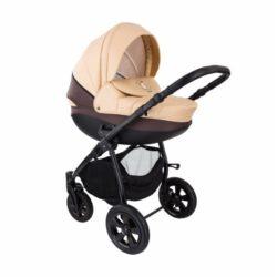 Детская коляска Tutis Tapu-Tapu 2 в 1 (кремовый/коричневый)