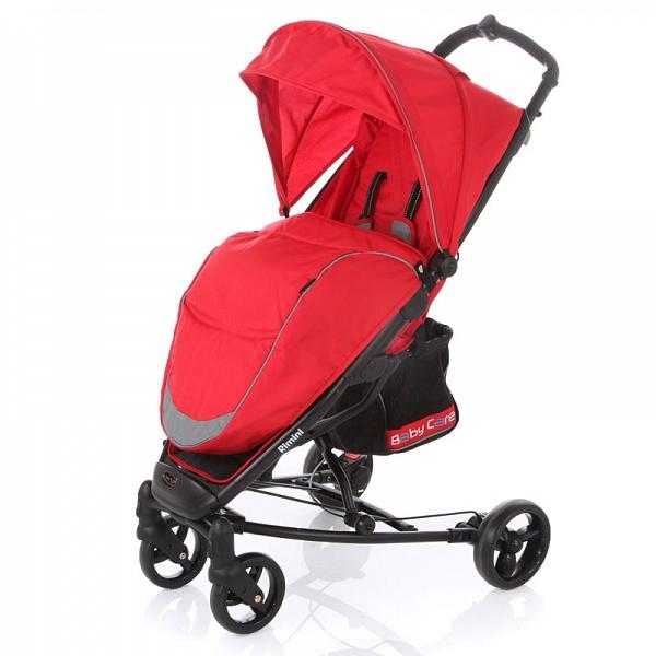 Прогулочная коляска Baby Care Rimini (красный)