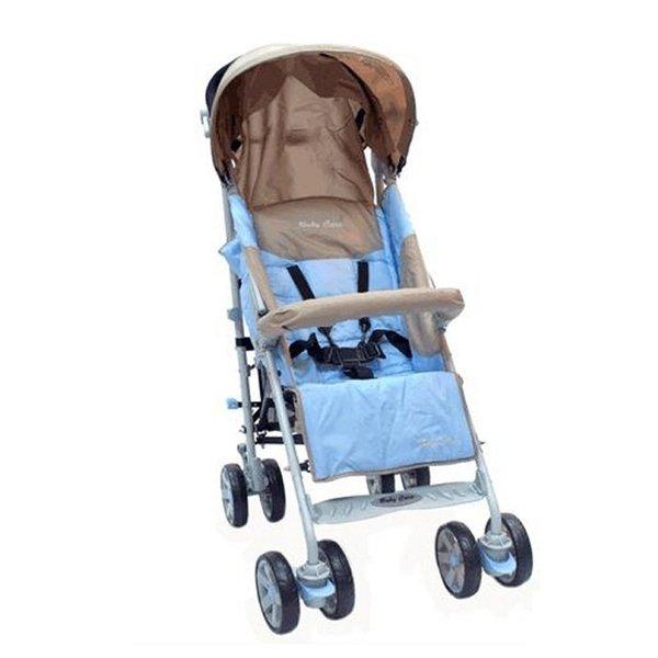 Коляска-трость Baby Care Polo 107 (голубой)