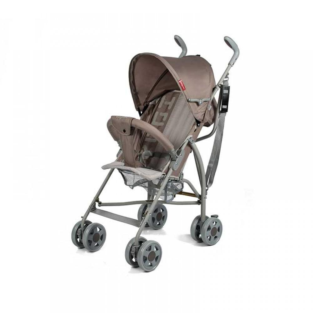 Прогулочная коляска Baby Care Hola (коричневый)