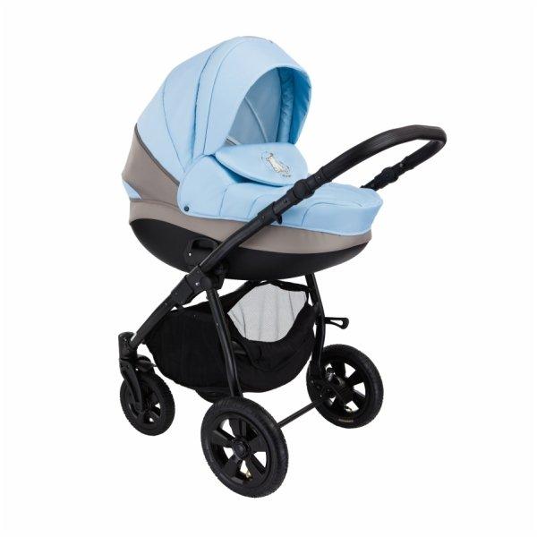 Детская коляска Tutis Tapu-Tapu 2 в 1 (серый/голубой)