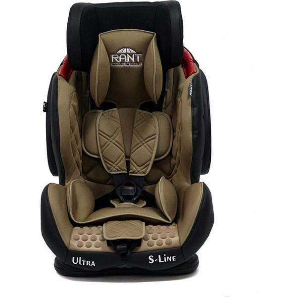 Детское автокресло Rant S-Line Ultra SPS (Бежевый/черный)