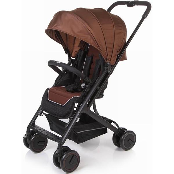 Прогулочная коляска Jetem Micro (коричневый)