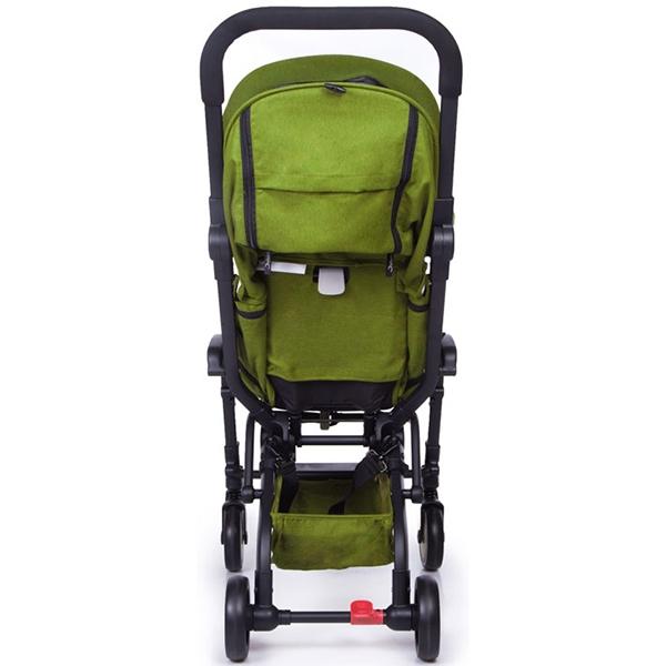 Прогулочная коляска Jetem Muzzy (зеленый)