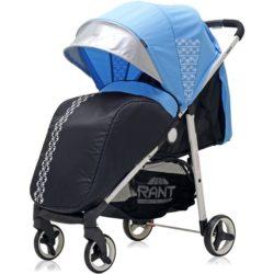 Прогулочная коляска Rant Alfa (голубой)