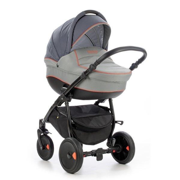 Детская коляска Tutis Orbit 3 в 1 (серый)