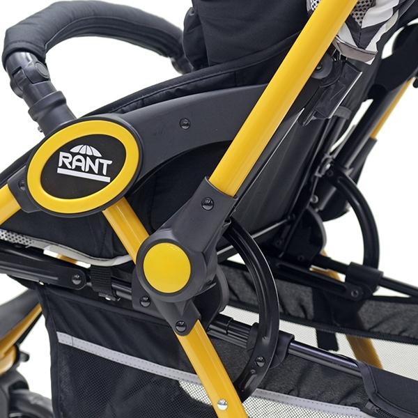 Прогулочная коляска Rant Jazz (бежевый)