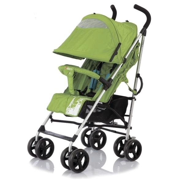 Детская коляска-трость Jetem Paris (зеленый)