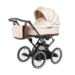 Детская коляска Noordline Beatrice Classic 3 в 1 (Бежевый)
