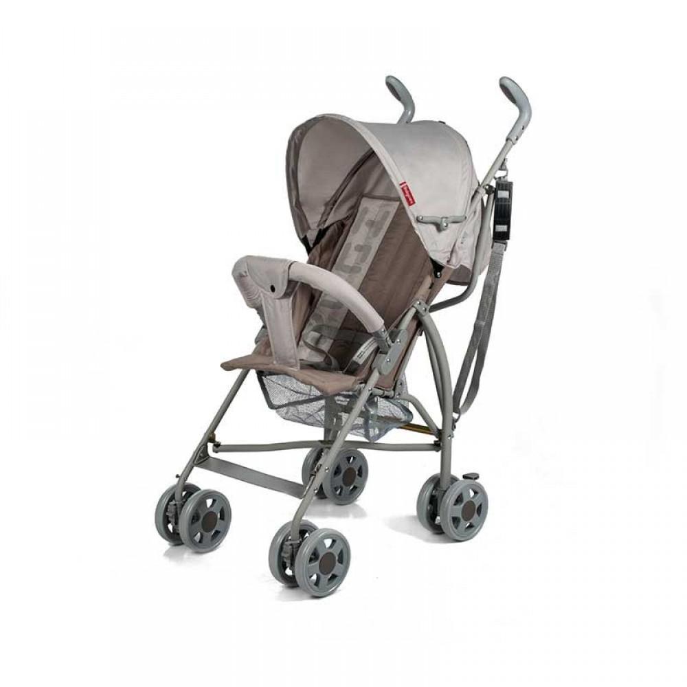 Прогулочная коляска Baby Care Hola (серый)
