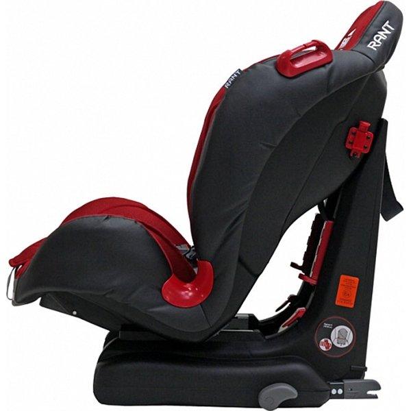 Детское автокресло Rant S-Line Premium isofix (Красный)