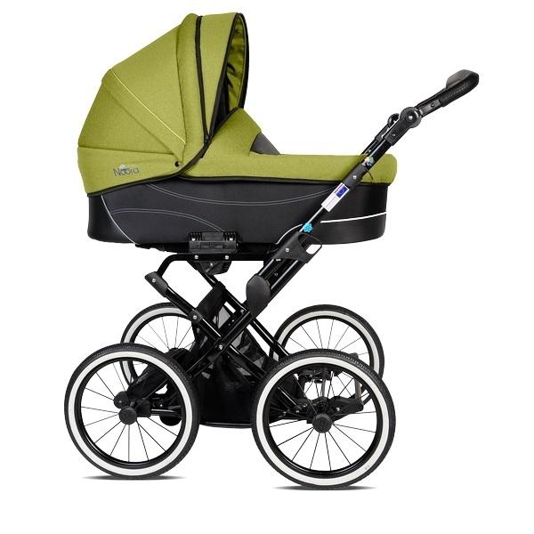Детская коляска Noordline Beatrice Classic 2 в 1 (зеленый)