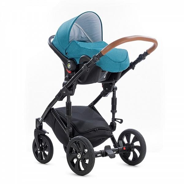Детская коляска Tutis Mimi Style 3 в 1 (голубой)