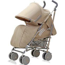 Детская коляска-трость Rant Molly Alu (Бежевый)