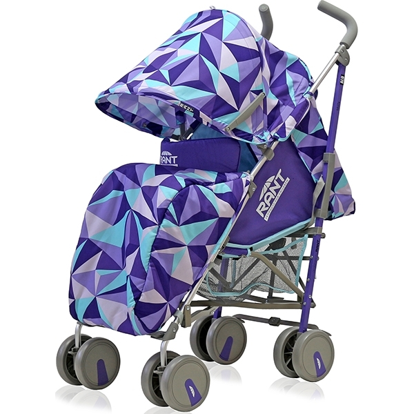 Детская коляска-трость Rant Molly Alu (Фиолетовый)