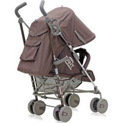 Детская коляска-трость Rant Molly Alu (Темно-коричневый)