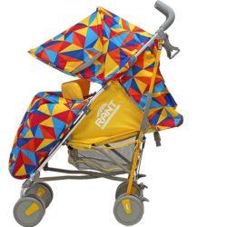Детская коляска-трость Rant Molly Alu (Желтый)