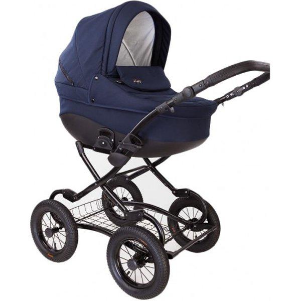 Детская коляска Tutis Zippy New Classic 3 в 1 (Синий)