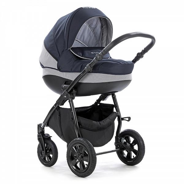 Детская коляска Tutis Zippy Tapu 3 в 1 (Синий)